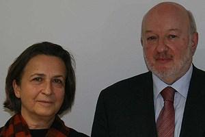 Patricia Kahane und Amos Davidovits von der Initiative Respekt wollen den Stil der IKG-Gemeindepolitik ändern. Mit einem eigenen Präsidentschaftskandidaten werden sie voraussichtlich nicht antreten.