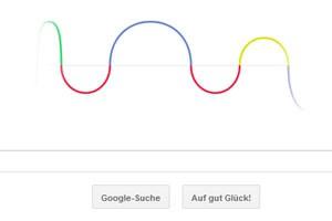 Google Doodle ehrt Heinrich Hertz