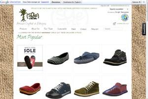 Die fairen Schuhe sind ein Exportschlager, der sich mittlerweile in 33 Ländern weltweit einen Namen gemacht hat.