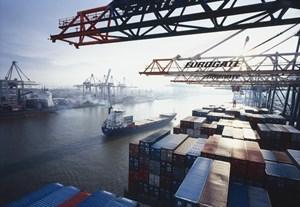 """Wie der Container aufs Meer kommt und was währenddessen an Land geschieht: """"The Forgotten Space"""" ist ein ebenso informatives wie kunstvoll gebautes Doku-Essay zum globalen Güterverkehr."""