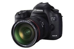 Canon hat die 5D Mark III vorgestellt
