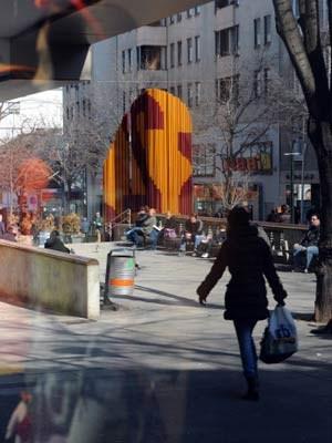 Die Meidlinger Hauptstraße wird zwar stark frequentiert, dennoch sehen örtliche Kaufleute einigen Erneuerungsbedarf.