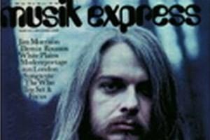 Musikexpress vom Oktober 1971.