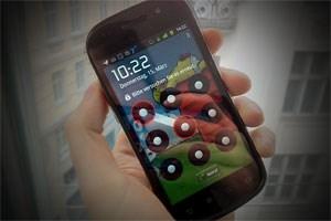 Der Pattern-Screen-Lock bei Android-Geräten ist nicht so leicht zu umgehen.