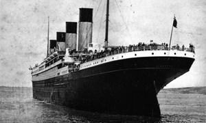 Am 14. April vor 100 Jahre sank die Titanic.