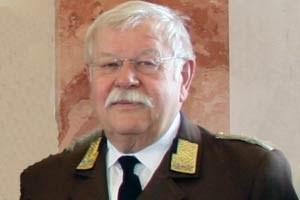 Günter Annerl war als erster Feuerwehrmann an der Unfallstelle in Pöchlarn.