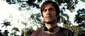 """Filmregisseur, den die Wirklichkeit einholt: Gael García Bernal in """"Und dann der Regen""""."""