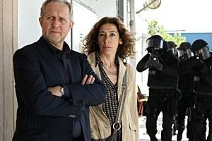 """Der """"Tatort"""" """"Falsch verpackt"""" unter der Regie von Sabine Derflinger."""