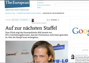 www.theeuropean.de