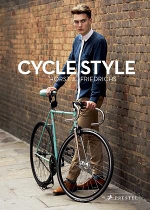 Der Fotoband von Horst A. Friedrich über die schicksten Radfahrer in London ist im Prestel Verlag erschienen: Cycle Style. € 24,95