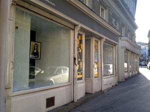 Hernalser Hauptstraße 31: Eher keine noble Gegend Wiens.