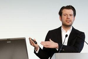 Georg Konjovic, Director Premium Content der Axel Springer AG.