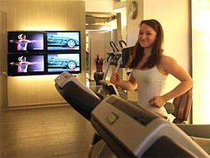 """Immer mehr junge Leute sehen ihren Körper als """"Kapital"""", und das senkt den Altersschnitt im Fitnessstudio zunehmend - das zeigt auch ein Lokalaugenschein des SCHÜLERSTANDARD bei John Harris."""