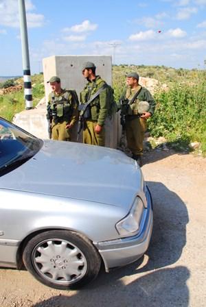 Die Straßenblockade zwischen den Ortsteilen von Shufa wurde am Donnerstag geöffnet.