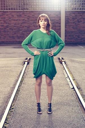 Das Linzer Label MASI stellt beim ersten Linzer Modepalast aus.