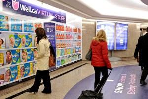 Wasch- und Putzmittel, Shampoo und Zahnpasta, Küchenrollen und Windeln bietet die Online-Drogerie Well.ca in einem virtuellen Shop an.