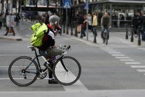 """Kein Nachrang mehr für Radfahrer: Zumindestens soll im achten Bezirk die erste """"fahrradfreundliche Straße"""" bald umgesetzt werden."""