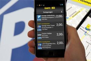 Für Autofahrer gibt es zahlreiche praktische Apps.