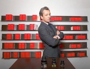 Hübsche Tolle, tolle Nase: Der Franzose Frédéric Malle ist Parfumspezialist erster Ordnung.