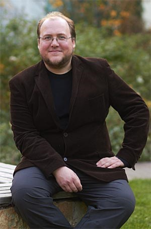 Florian Freistetter, Blogger und Buchautor.