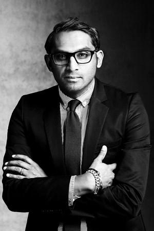 Der Deutsche Kevin Lobo (44) ist Kreativdirektor von Boss Selection und Boss Black Menswear in Metzingen und betreut auch das Made-to-Measure- Programm der Marke.
