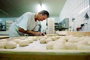 Erich Kasses, Thaya: Der einzige Slow Baker Österreichs kultiviert 20 verschiedene Sauerteige, bäckt u. a. für Graben-Meinl.