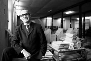 Der ehemalige Alleinbesitzer und jetzige Geschäftsführer und Teilhaber von Horgenglarus, Markus Landolt.