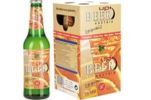 In Österreich ist das Beer-Up bisher das erfolgreichste glutenfreie Bier.