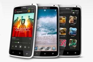 Das HTC One X, gibt es sowohl in weiß als auch in schwarz.