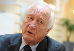 """Heinrich August Winkler: """"Die Debatten im Europäischen Parlament müssen so geführt werden, dass sich in allen nationalen Öffentlichkeiten ein Gefühl des 'nostra res agitur'' - es geht um unsere Sache - einstellt."""""""