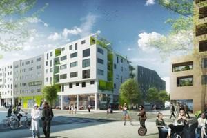 Aspern Pre-Visited: Der Bauträger ÖVW (eine 100-Prozent Tochter der Erste Bank) wird in der Seestadt auf vier Bauplätzen 330 Mietwohnungen bauen.