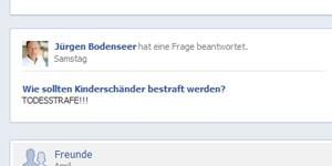 """Bodenseers Antwort: """"TODESSTRAFE!!!"""""""