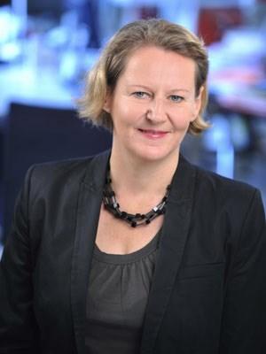 Die ehemalige SPÖ-Kommunikationschefin Catharina Straub trainiert heute Politiker unterschiedlicher Couleur.