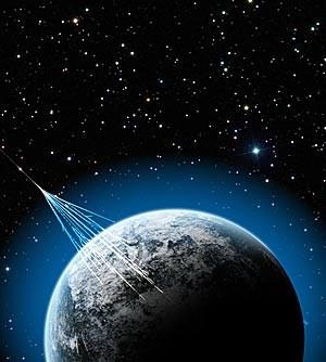 Die hochenergetische kosmische Gammastrahlung wirft neue Fragen auf. Gammablitze dürften nämlich nicht dafür verantwortlich sein.