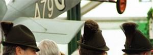 """""""Weg mit den alten Hüten"""": Voves und Schützenhöfer verordnen der Steiermark größere Bezirke."""