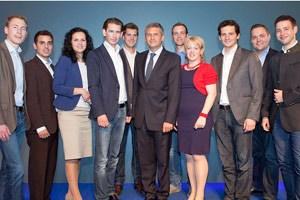 """Auf die Frage, ob es zu wenige Frauen in der ÖVP gibt, sagt Rausch: """"Ich halte wenig davon, Mädels in eine Position zu drängen, in der sie nicht sein wollen."""""""