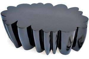 """Couchtisch """"Sliced Cloud"""" von Samuel Ben Shalom für Talents Design."""