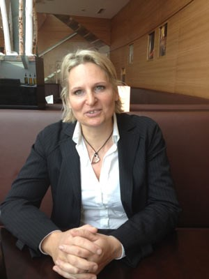Gabi Sinzinger träumte von einem Café. Als Gabi Huth betreibt sie mit ihrem Mann fünf Lokale, aber kein Café. Ein sechstes Lokal steht für die vierfache Mutter auch gar nicht zur Debatte.