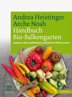 """Das """"Handbuch Bio-Balkongarten"""" ist das ideale Kompendium für Leute, die eigenes Gemüse anbauen wollen, aber nur wenig Platz haben."""