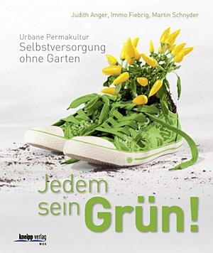 """Der Fokus von """"Jedem sein Grün"""" liegt auf urbaner Permakultur."""