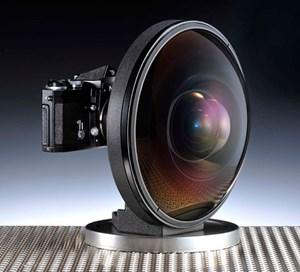 Nikons 6mm f/2.8 Fisheye-Objektiv