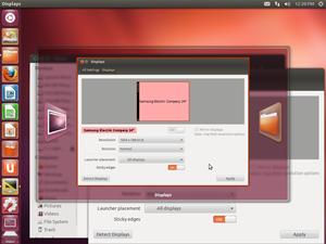 Die neue Alt+Tab-Ansicht bei Ubuntu.