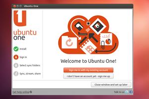 Der Ubuntu-One-Client wurde auf Basis von Qt vollkommen neu geschrieben.