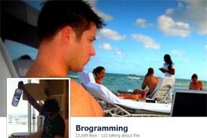 """Der """"Brogrammer"""" ist geekig und cool."""