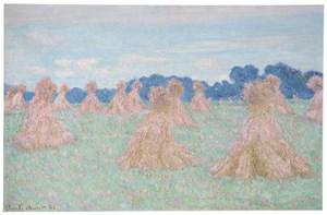 """Claude Monet: Um die zwölf Millionen Dollar soll das """"Les demoiselles de Giverny"""" (1894) betitelte Gemälde einspielen."""