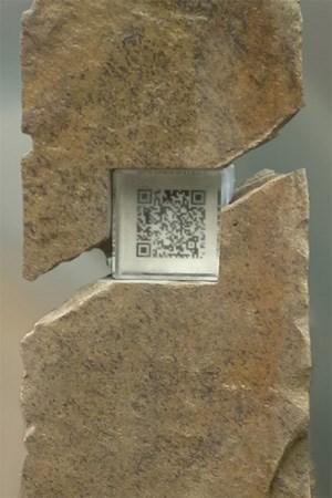 QR-Codes auf Gräbern bald ein Trend?