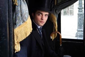 Aufsteigertum: Robert Pattinson bei der Arbeit.