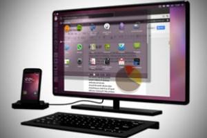 Ubuntu for Android verwandelt ein Smartphone in einen vollerwertigen Desktop-PC.