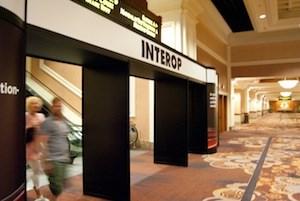 Gut besucht aus aller Welt: die Interop in Las Vegas