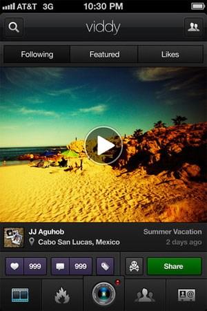 Apps wie Viddy könnten das Video-Pendant zu Instagram werden.